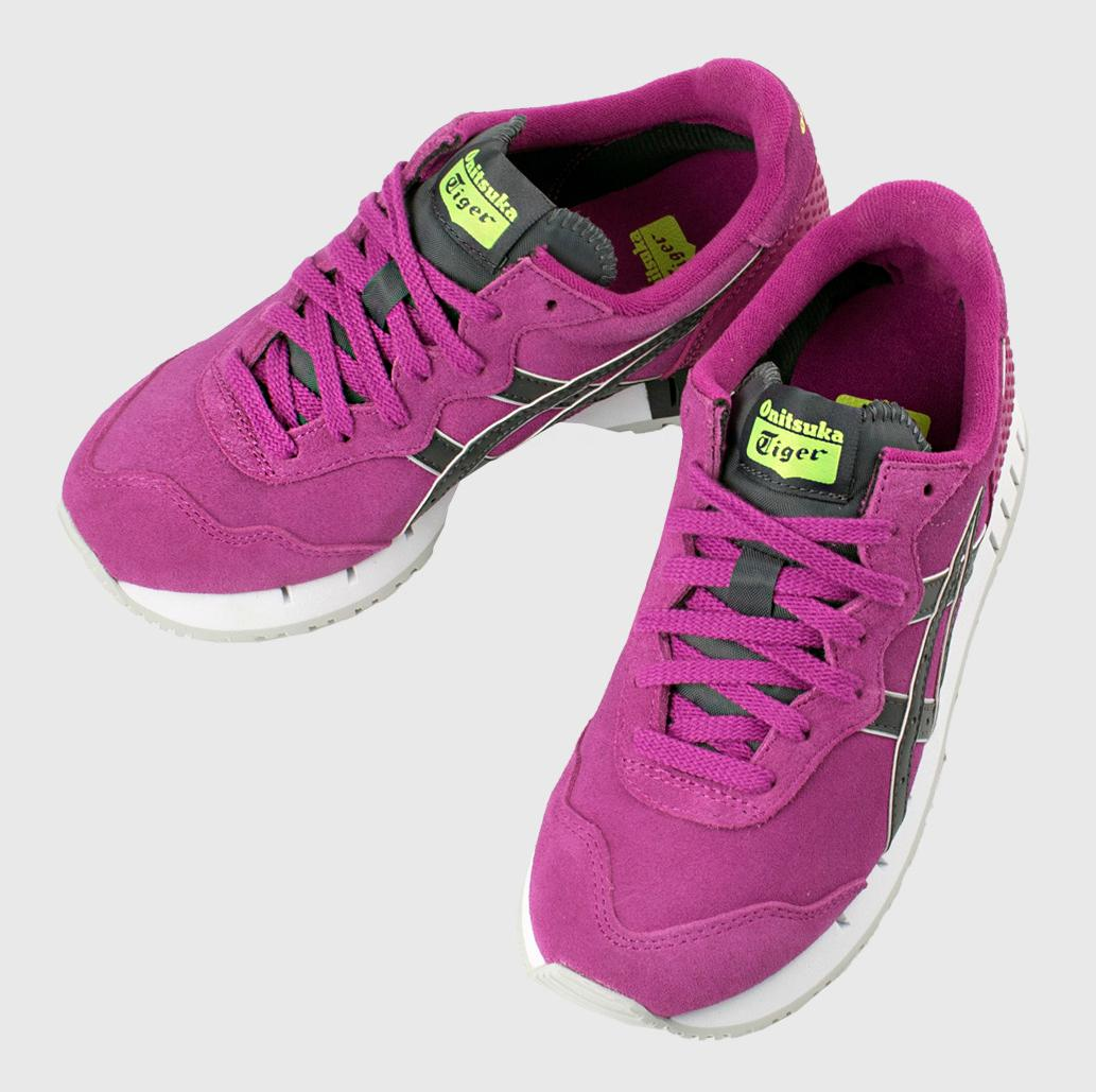 ONITSUKA TIGER X-CALIBER PINK/DARK GRAY