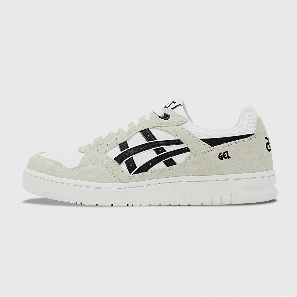 ASICS GEL-CIRCUIT WHITE/BLACK