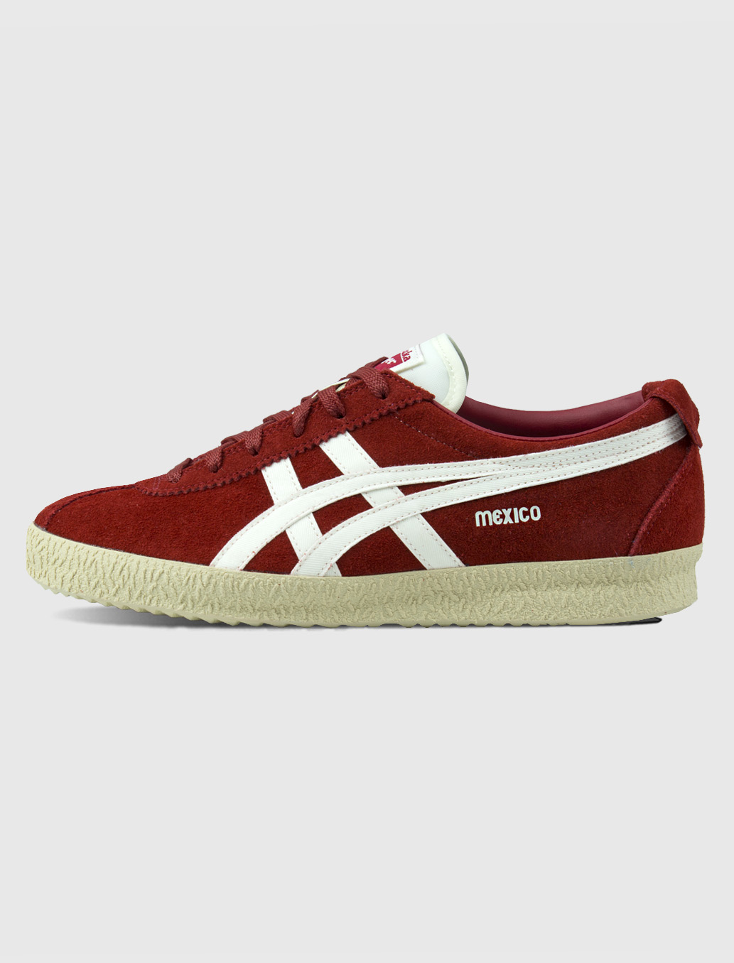 ONITSUKA TIGER MEXICO DELEGATION RED/SLIGHT WHITE