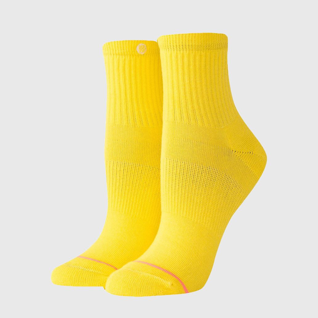 STANCE UNCOMMON SOLIDS W UNCOMMON CLASSIC L YELLOW