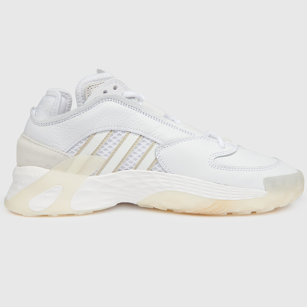 ADIDAS ORIGINALS STREETBALL CLOUD WHITE/CRYSTAL/ALUMINIUM