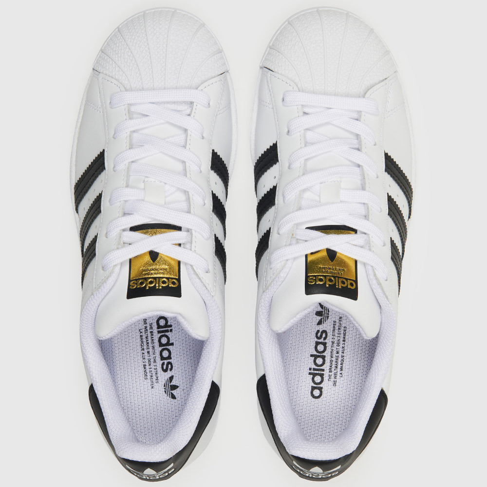ADIDAS ORIGINALS SUPERSTAR CLOUD WHITE/CORE BLACK/