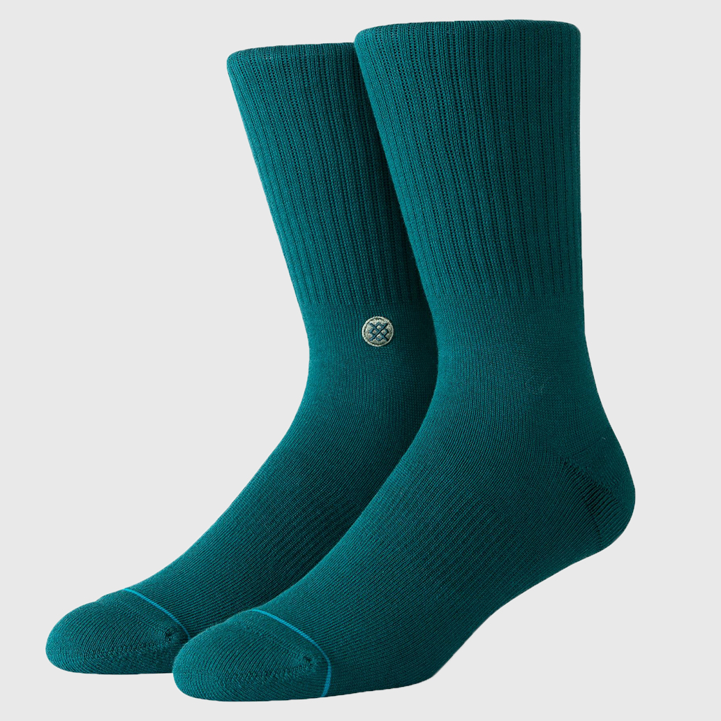 STANCE STAPLES ICON GREEN