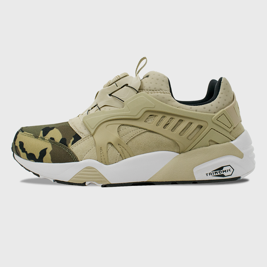 PUMA DISC BLAZE CAMO SAFARI