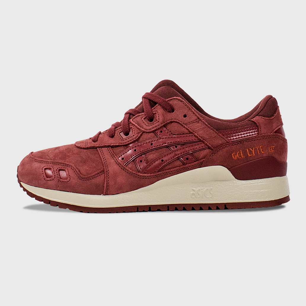 ASICS Gel Lyte III RUSSET BROWN