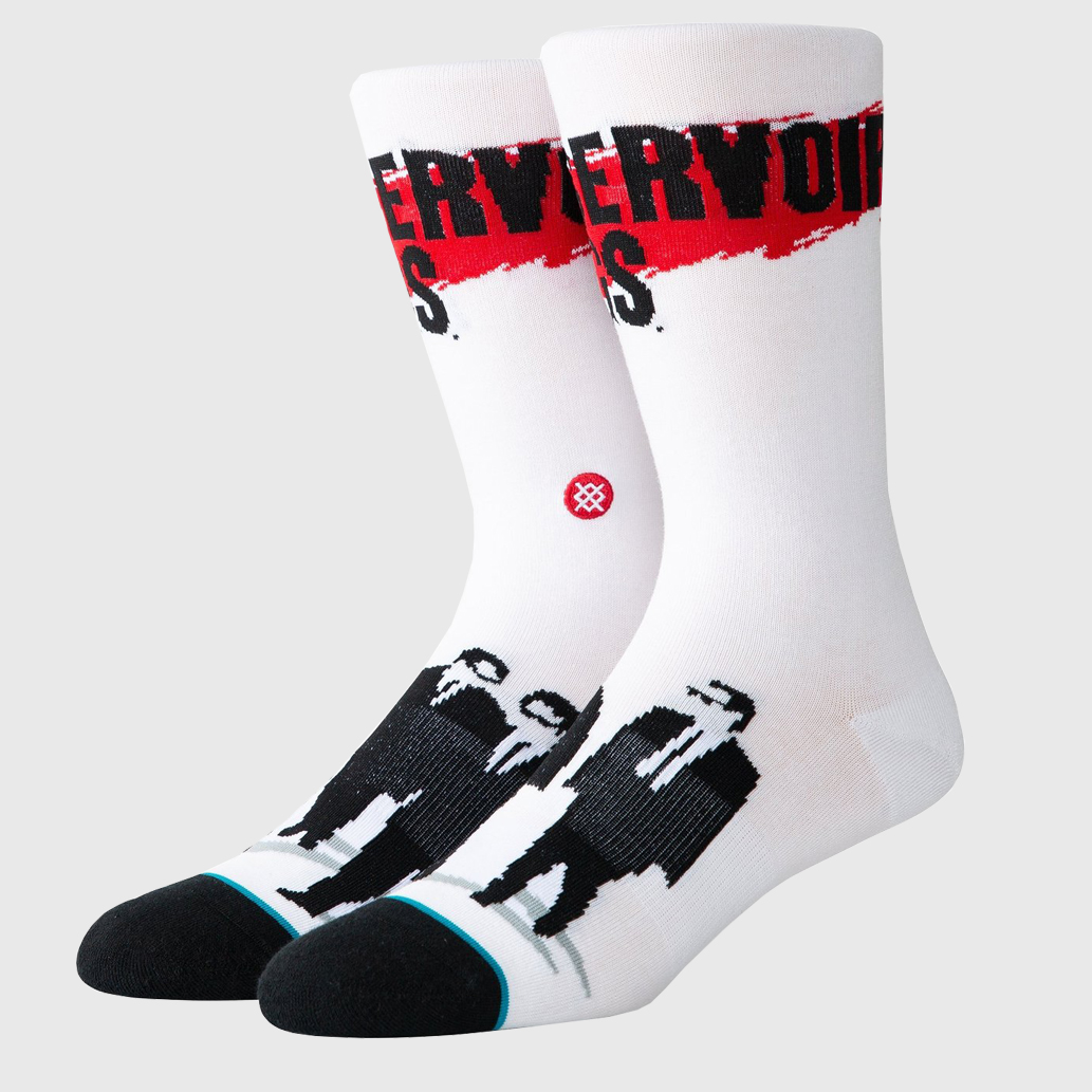 STANCE FOUNDATION RESERVOIR DOGS WHITE