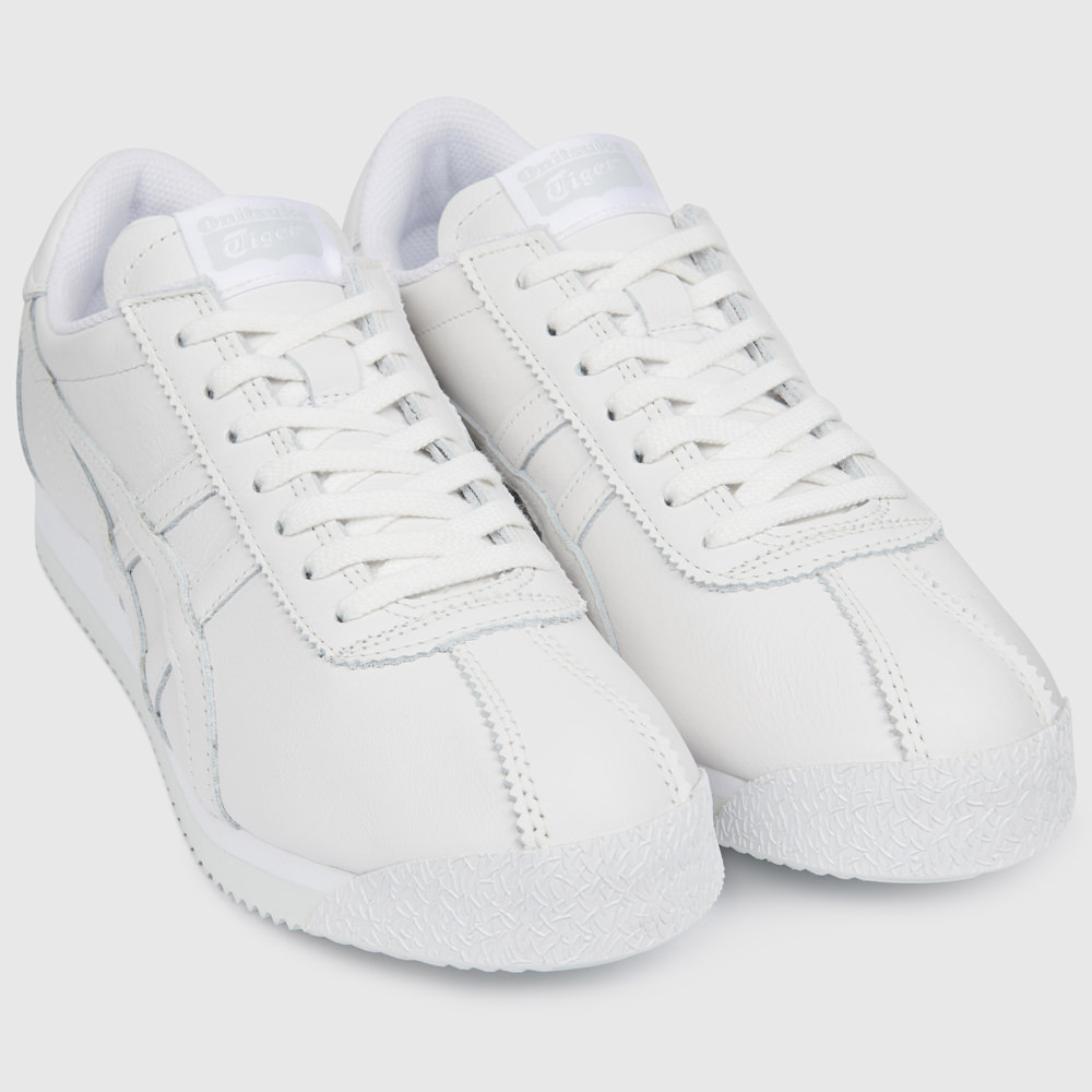 ONITSUKA TIGER CORSAIR WHITE/WHITE