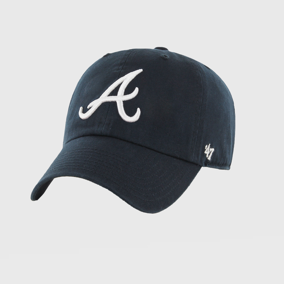 БЕЙСБОЛКА '47 BRAND CLEAN UP ATLANTA BRAVES NAVY