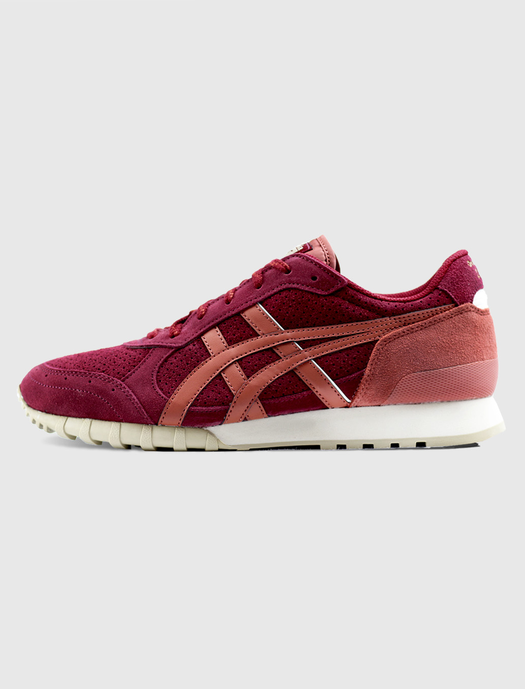Onitsuka Tiger Colorado '85 burgundy/red taba