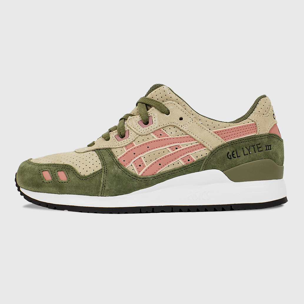 ASICS GEL-LYTE III IKEBANA AMBERLIGHT/ROSE DAWN