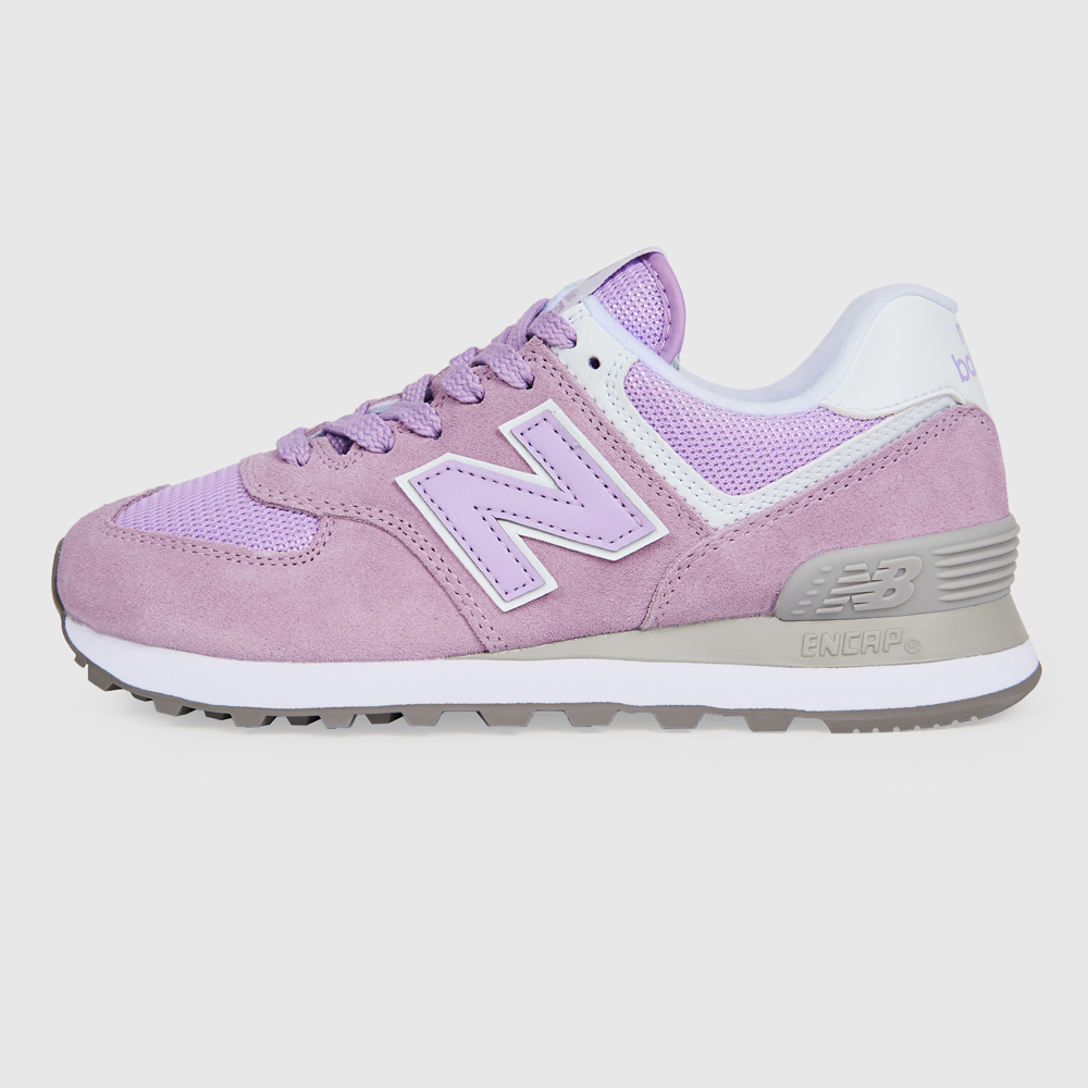 NEW BALANCE WL574ESD/B ESSENTIALS VIOLET
