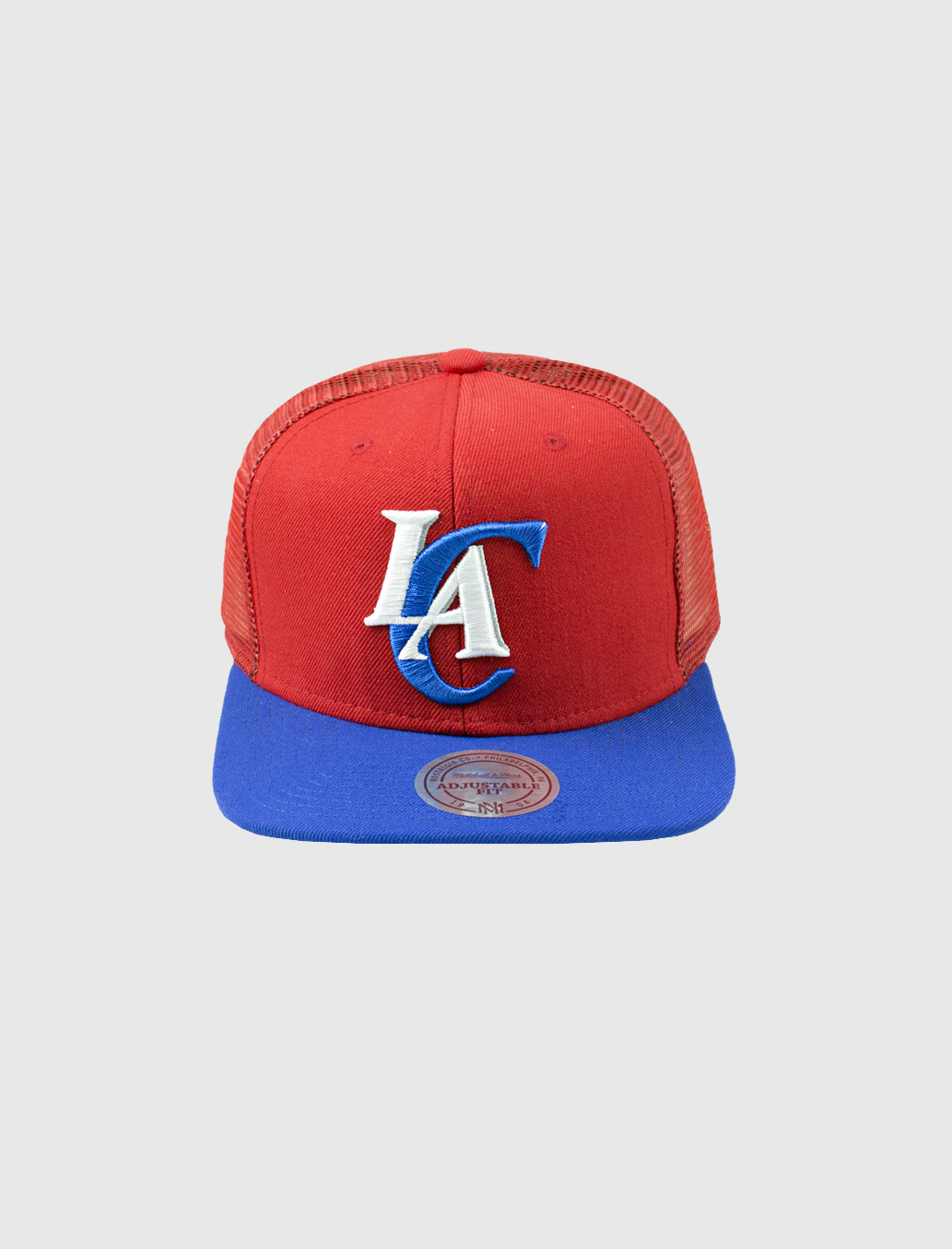 Бейсболка Mitchell & Ness UNTRUCK LOS ANGELES CLIPPERS