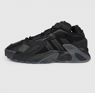 ADIDAS ORIGINALS STREETBALL CORE BLACK/CARBON/GREY FIVE