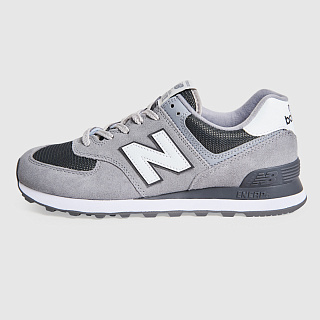 NEW BALANCE ML574EST/D ESSENTIALS GREY/WHITE