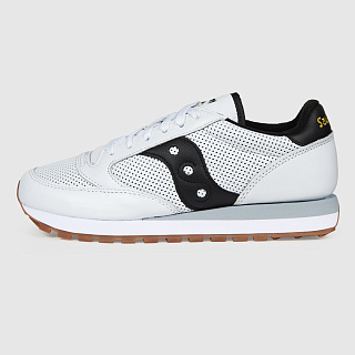 SAUCONY JAZZ ORIGINAL LEATHER WHITE