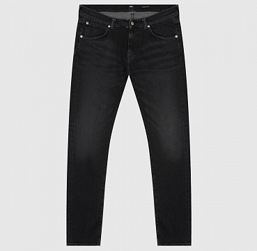 ДЖИНСЫ EDWIN ED-85 SLIM BLACK (KIOKO WASH)