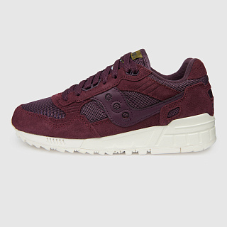 SAUCONY SHADOW 5000 VINTAGE BLACKBERRY/CREAM