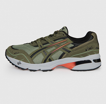 ASICS GEL-1090 LICHEN GREEN/MANTLE GREEN