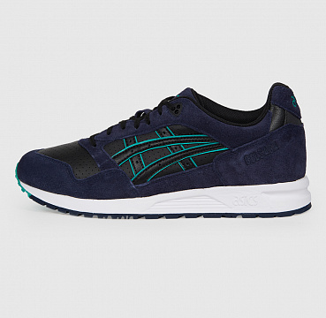 ASICS GEL SAGA BLACK/MIDNIGHT