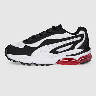 PUMA CELL STELLAR WN'S WHITE/BLACK