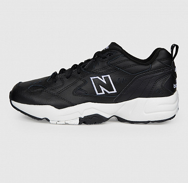 NEW BALANCE MX608BW1/D BLACK/WHITE