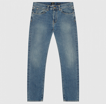 ДЖИНСЫ EDWIN ED-80 SLIM TAPERED BLUE (AZUMI ECO WASH)