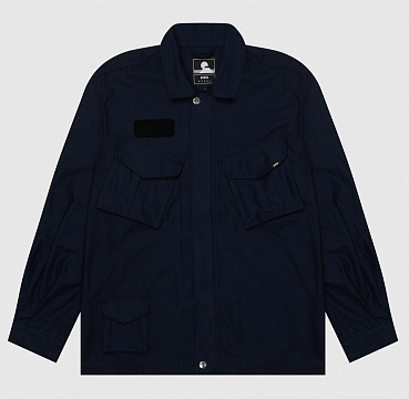 КУРТКА EDWIN STRATEGY JACKET NAVY BLAZER (UNWASHED)