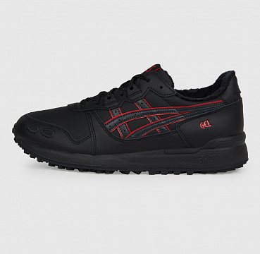 ASICS GEL-LYTE XT BLACK/GRAPHITE GREY