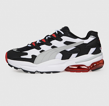 PUMA CELL ALIEN OG BLACK/HIGH RED RISK