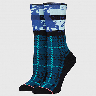 STANCE GREENPOINT BLUE
