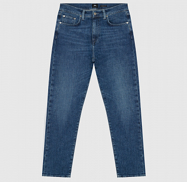 ДЖИНСЫ EDWIN ED-45 REGULAR BLUE (TSUKIYA WASH)