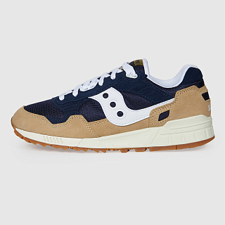 SAUCONY SHADOW 5000 TAN/NAVY/NIGHT