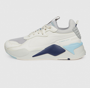 PUMA RS-X MASTER WHISPER WHITE/AQUAMARIN