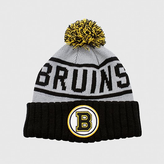 Шапка High 5 Cuffed Knit Boston Bruins