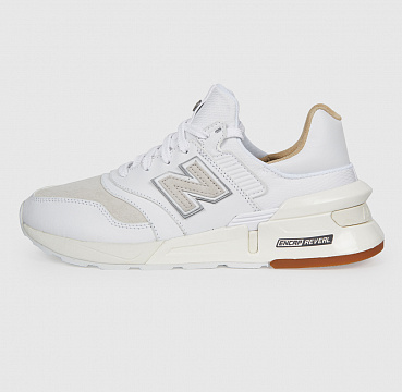 NEW BALANCE MS997RI/D WHITE/WHITE