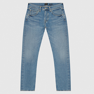 ДЖИНСЫ EDWIN ED-55 REGULAR TAPERED BLUE (ARISU WASH)