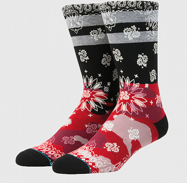 STANCE HARDEN PEACEMAKER RED