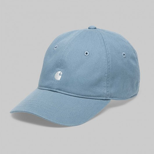 Кепка Madison Logo Cap Dusty Blue