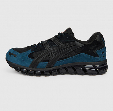 ASICS GEL-KAYANO 5 360 BLACK/MAGNETIC BLUE