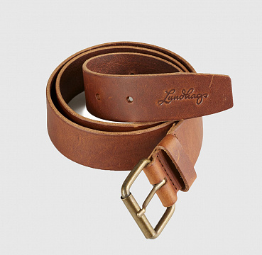 РЕМЕНЬ LUNDHAGS VENTURE BELT 40MM BROWN