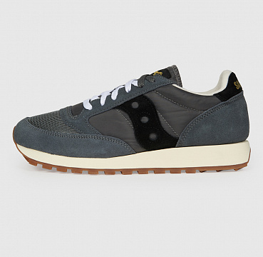 SAUCONY JAZZ VINTAGE GREY/BLACK/WHITE