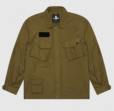 КУРТКА EDWIN STRATEGY JACKET MARTINI OLIVE (UNWASHED)
