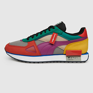 Кроссовки PUMA FUTURE RIDER HF X THE HUNDREDS  37372601