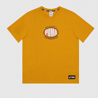 ФУТБОЛКА PUMA X THE HUNDREDS TEE