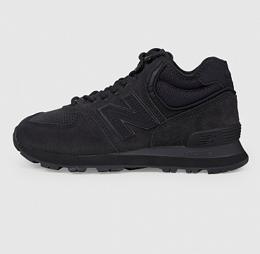 NEW BALANCE WH574BG/B DARK GRAY/BLACK