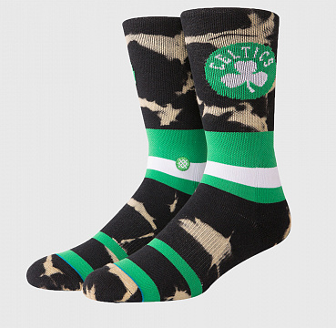 STANCE NBA ARENA CELTICS ACID WASH