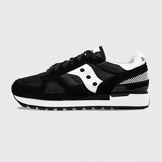 SAUCONY SHADOW ORIGINAL BLACK/WHITE
