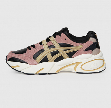 ASICS GEL-BND BLACK/WOOD CREPE