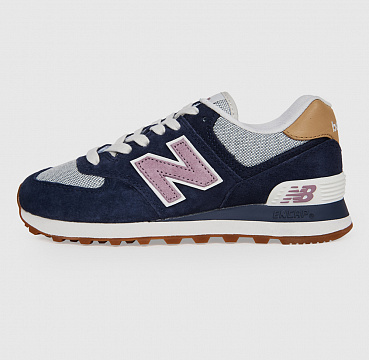 NEW BALANCE WL574NVC/B NAVY
