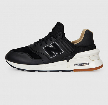 NEW BALANCE MS997RB/D BLACK/WHITE